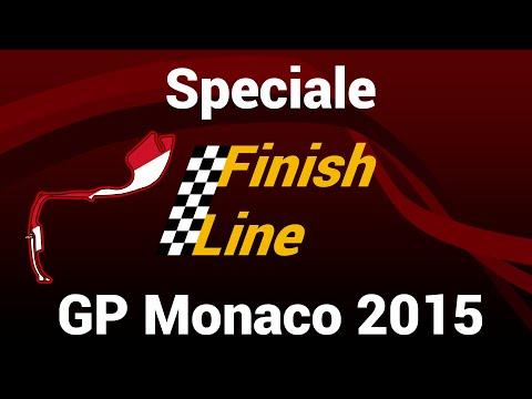 Speciale Finish Line - F1 GP Monaco 2015