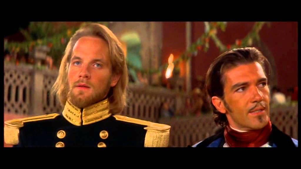Masca lui Zorro The Mask of Zorro The Mask of Zorro