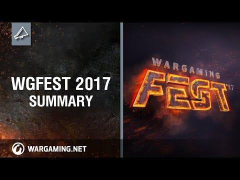 WG Fest 2017: Summary