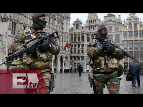 Europa en alerta máxima por terrorismo / Kimberly Armengol