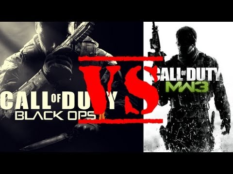 ★ Black Ops 2 vs Modern Warfare 3: Which game is better? (Black Ops 2 Gameplay/ Review)