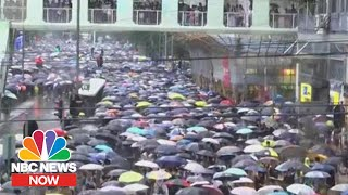 Twitter Becomes Pawn In Political Battle Between China, Hong Kong | NBC News Now
