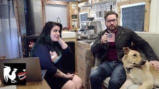 Burnie Vlog: AMA | Rooster Teeth