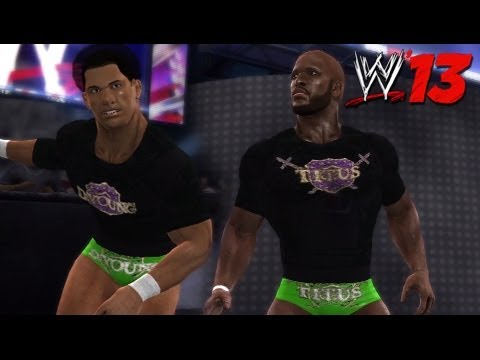 WWE '13 Community Showcase: Prime Time Players (PlayStation 3)