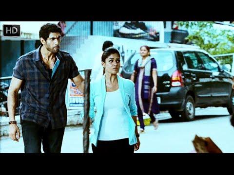 Action Khilladi | Malayalam Movie 2013 | Action Scene Nayanthara...