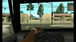 Gta sa new mod(steering mod)