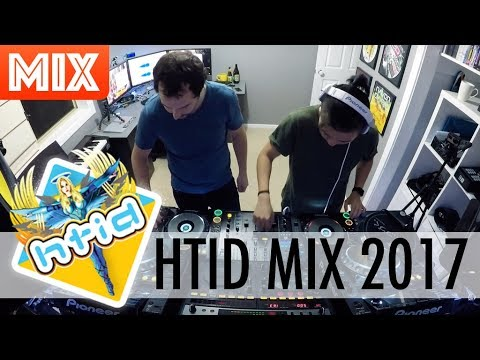 HTID in the Sun Mix (2017) - Cotts & Ravine