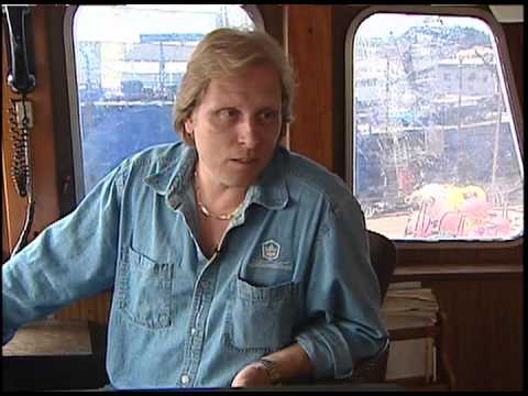 Sig Hansen and Pacific Fishermen Shipyard