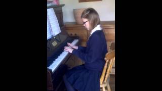 Das Ballett by D.G Turk: Grade 1 piano