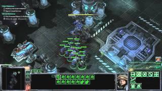 Piercing the Shroud Brutal Walkthrough - Starcraft 2: Wings of Liberty