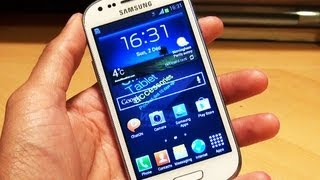 How to take Samsung Galaxy S3 MINI Screen Shot / Capture / Print Screen