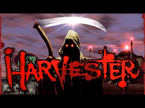 LGR - Harvester - DOS PC Game Review