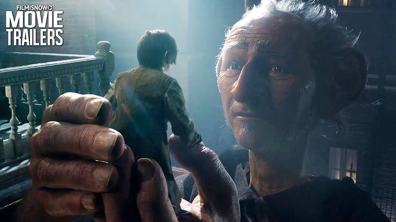 Disney's The BFG directed by Steven Spielberg OFFICIAL TRAILER #1