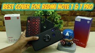 Best Cover for Redmi Note 7 & Redmi Note 7 Pro | Back Case & Cover