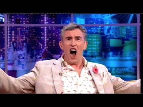 """Steve Coogan""  Aka Alan Partridge On The Jonathan Ross Show Series 5 Ep 4 2 November 2013 Part 3/5"