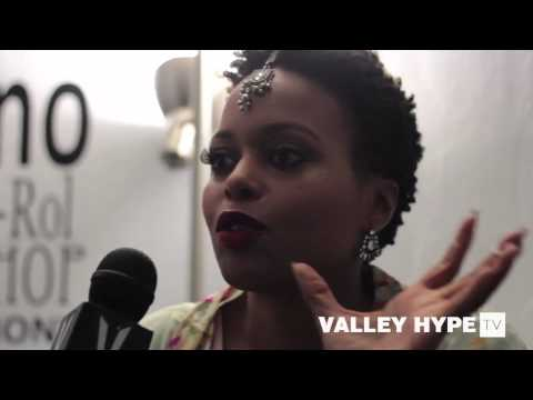 Chrisette Michele talks R&B Divas: LA, RichHipster.biz & The Lyricists Opus klip izle