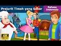 Prajurit Timah yang Sabar - Dongeng bahasa Indonesia - Dongeng anak -4K UHD- Indonesian Fairy Tales