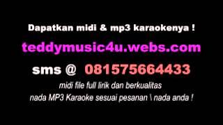 TAK LAGI SAMA   NOAH MIDI 081 575 664433