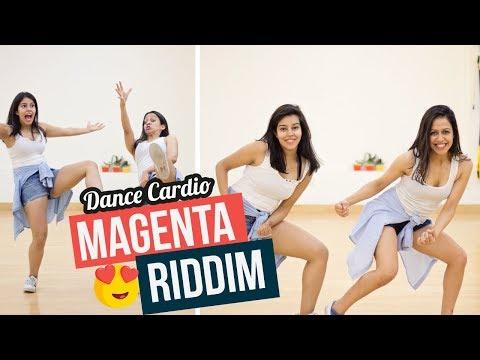 Magenta Riddim l DJ Snake   Soul WERK™ Dance Fitness