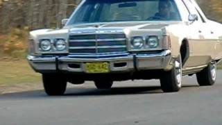 Test Drive the 1976 Chrysler Newport Custom!