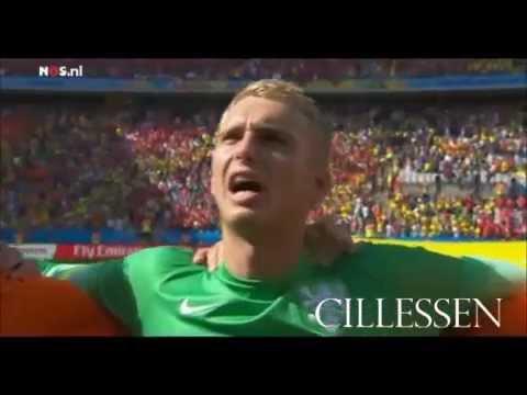 Jasper Cillessen • World Cup 2014 • Saves •