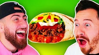Who Can Cook The Perfect BURRITO?! *TEAM ALBOE FOOD COOK OFF CHALLENGE*