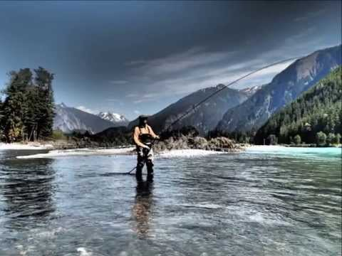 skeena country spey steelhead and salmon Northern Pacific Fishing Adventures