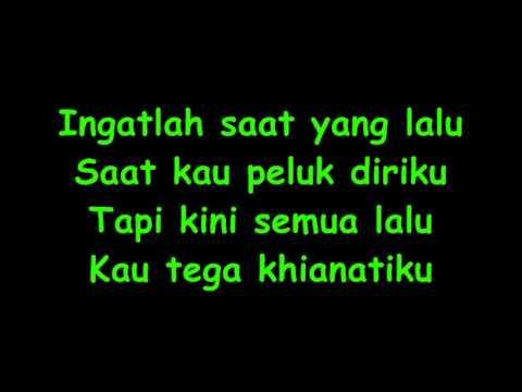 Wali Band-Puaskah (lyrics)