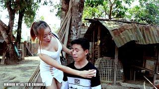 """Hmong new movie funny 2019 """"Pluag tsab muaj xav txeeb luag kev hlub""""lom zem heev"""