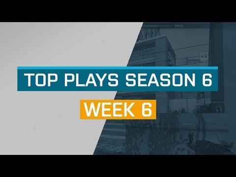 CS:GO - Top Plays: Week 6 - ESL Pro League Season 6