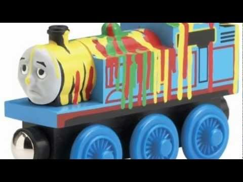Thomas & Friends Charlie & The Train Ride...🌎