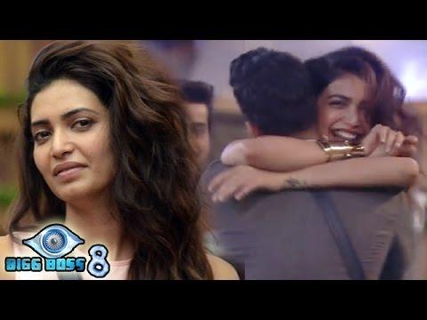Bigg Boss Halla Bol | Upen Patel In Love With Karishma Tanna? video