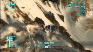 SSX 2012 - Black Box Wing Suit Run