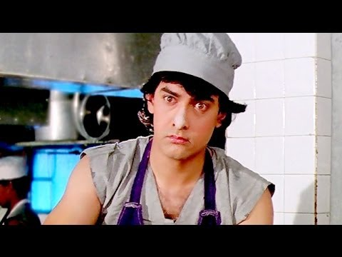 Aamir Khan Best Comedy Scenes Jukebox 2 - Andaz Apna Apna video