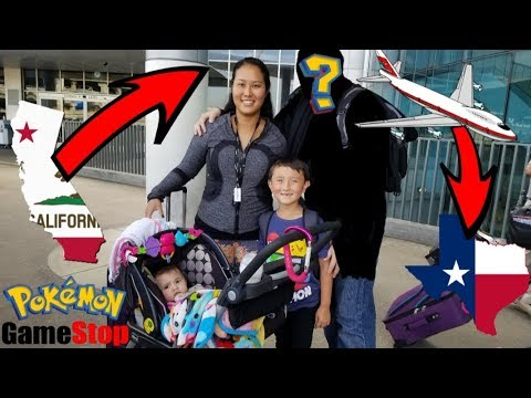 OUR FIRST TIME ON AN AIRPLANE!! FUN FAMILY VACATION VLOG To Texas & California!! BEST TIME EVER!!
