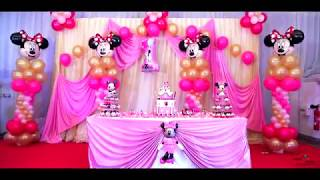 Akshara 1st Brthday 22.04.18 {DINESH PHOTO&VIDEO. - 06.95.47.13.13}