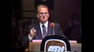 Billy Graham at Moody Bible Institute Centennial  from Moody Radio