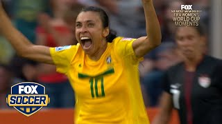 12th Most Memorable Women's World Cup™ Moment: Marta Arrives | FOX SOCCER