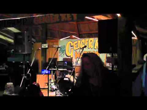 Geiger Key Marina Open Jam Night Halloween 2012 part 4
