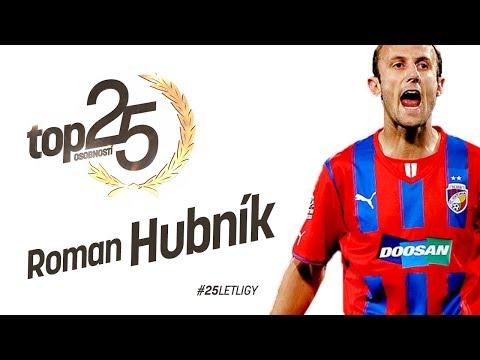 TOP 25 osobností: Roman Hubník