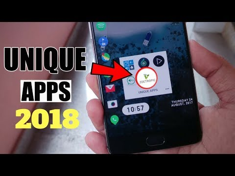 Top 5 SUPER Android Apps 2018 - NO ROOT UNIQUE Android Apps || Best Android Apps January 2018