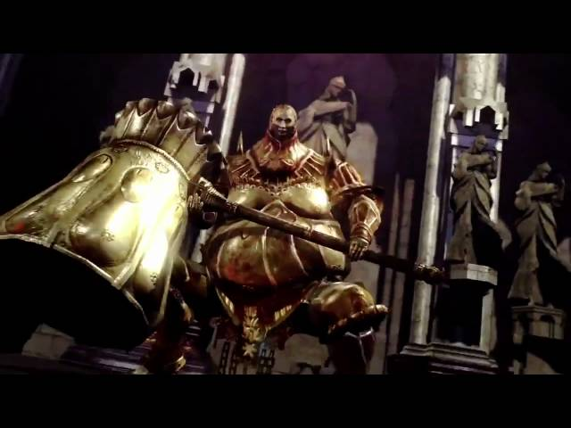 Dark Souls - Release Date Trailer [HD]