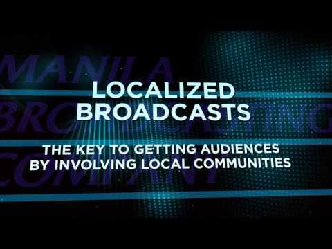 Manila Broadcasting Company Corporate AVP 2014