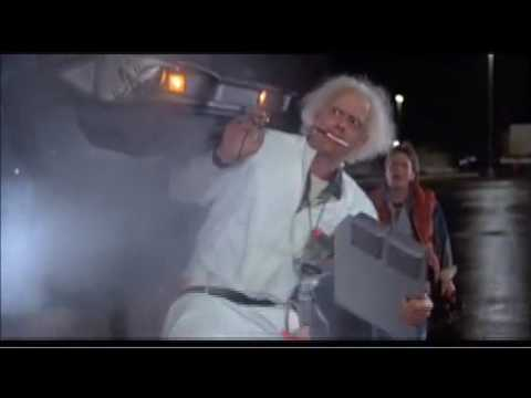 Back to the Future 1 Trailer