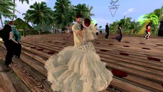 Sean & Missy Second Life Wedding - 5.14.18