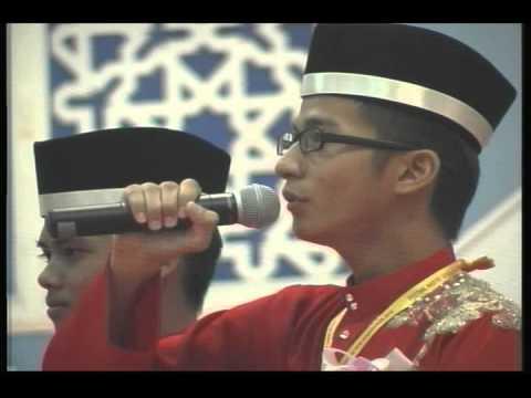 Festival Nasyid Sekolah - sekolah KPM Peringkat Kebangsaan 2014 - SM Kelantan (Official)