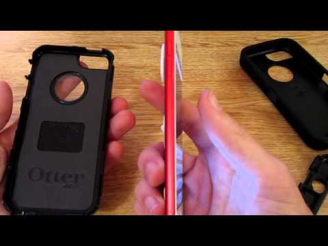 iPod Touch 5th Generation Case Solution!