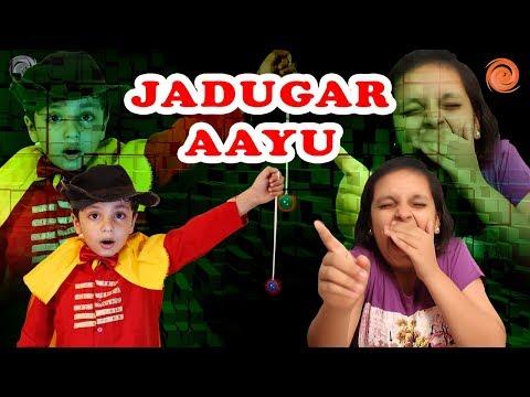 MORAL STORY FOR KIDS - JADUGAR AAYU | #Fun #Bloopers | Aayu and Pihu Show