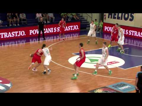 U20 Lithuania v Spain Highlights