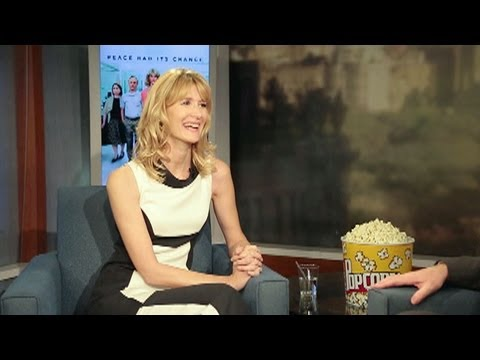 Laura Dern Interview on HBO's 'Enlightened' Season Two and Growing Up In Hollywood